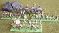 Mighty Armies - Barbarian Army