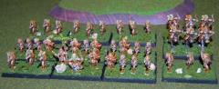Mighty Armies - Wild Elves Army