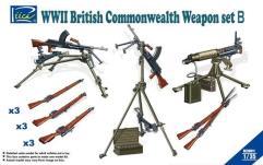 Weapon Set B - WWII British Commonwealth