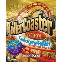 RollerCoaster Tycoon - Corkscrew Follies Expansion Pack