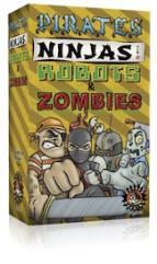 Pirates, Ninjas, Robots, & Zombies
