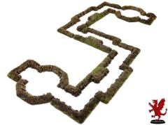 Trench Battleline - Desert
