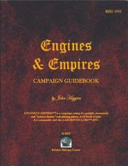 Engines & Empires - Campaign Guidebook