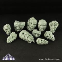 Stone Faces Basing Kit