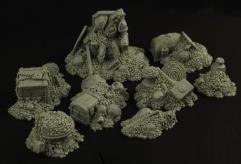 Cursed Fantasy Treasure Piles