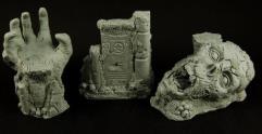 Dark Temple Ruins Terrains