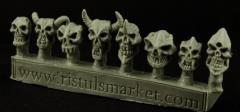 Skulls - Demon