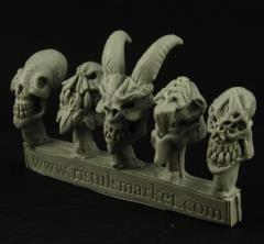 Skulls - Monster