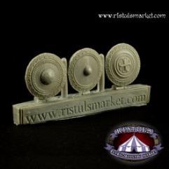Warrior Small Shields