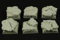 20mm Square Bases