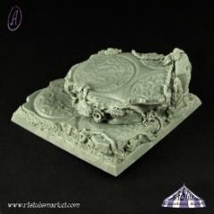 50mm Square Base
