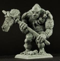 Ogre Warrior Brute