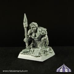 Female Warrior #4