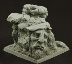 50mm Extraordinary Dwarven Square Base
