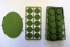 25mm Round & Oval Bases Combination Pack