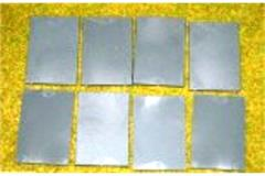 40x60mm Rectangle Bases