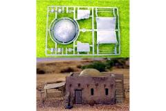 Mud-Brick House Accessories
