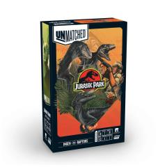 Unmatched - Jurasisc Park - InGen vs. Raptors