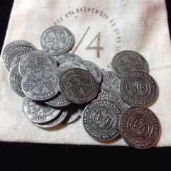 Alignment Runes - Fantasy Coins - Noble Knight Games