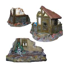 Small Ruined Houses