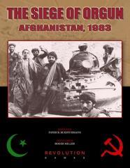 Siege of Orgun, The - Afghanistan, 1983