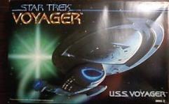 Star Trek Voyager - U.S.S. Voyager