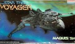 Star Trek Voyager - Maquis Ship