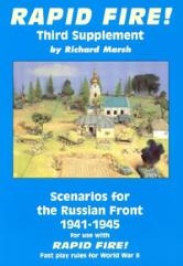 Supplement #3 - Scenarios for the Russian Front, 1941-1945