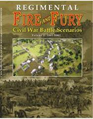 Civil War Battle Scenarios Vol. 1 - 1861-1862