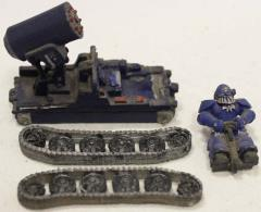 Universal Carrier w/Missile Launcher #1