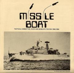 #6 - Missile Boat