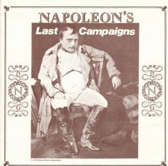 #4 - Napoleon's Last Campaigns