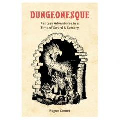 Dungeonesque White Box