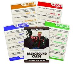 Modern & Sci-Fi Settings - Background Cards