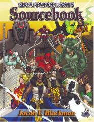 Super Powered Legends Sourcebook