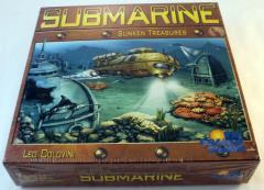 Submarine - Sunken Treasures