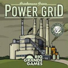 Power Grid - The New Power Plant Card Expansion