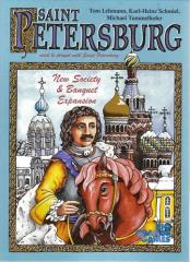 Saint Petersburg - New Society & Banquet Expansion