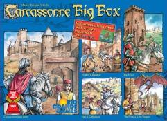 Carcassonne Big Box (2nd Edition)