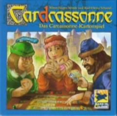 Cardcassonne - The Carcassonne Card Game