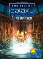 Race for the Galaxy - Expansion #4, Alien Artifacts