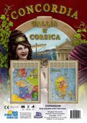 Concordia - Gallia & Corsica