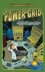 Fabled Cards - Power Grid Expansion