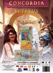 Concordia - Aegyptus and Creta