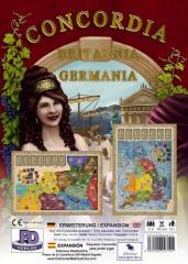 Concordia - Britannia & Germania