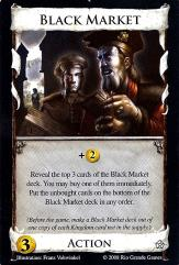 Promo Cards - Black Market