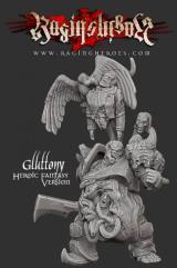 Gluttony - Heroic (Fantasy)