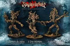 Tree Warriors (Resin)