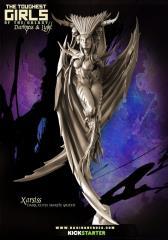 Xarsiss - Harpy Queen