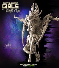 Zailith - Blood Vestal Secultrix (Fantasy)